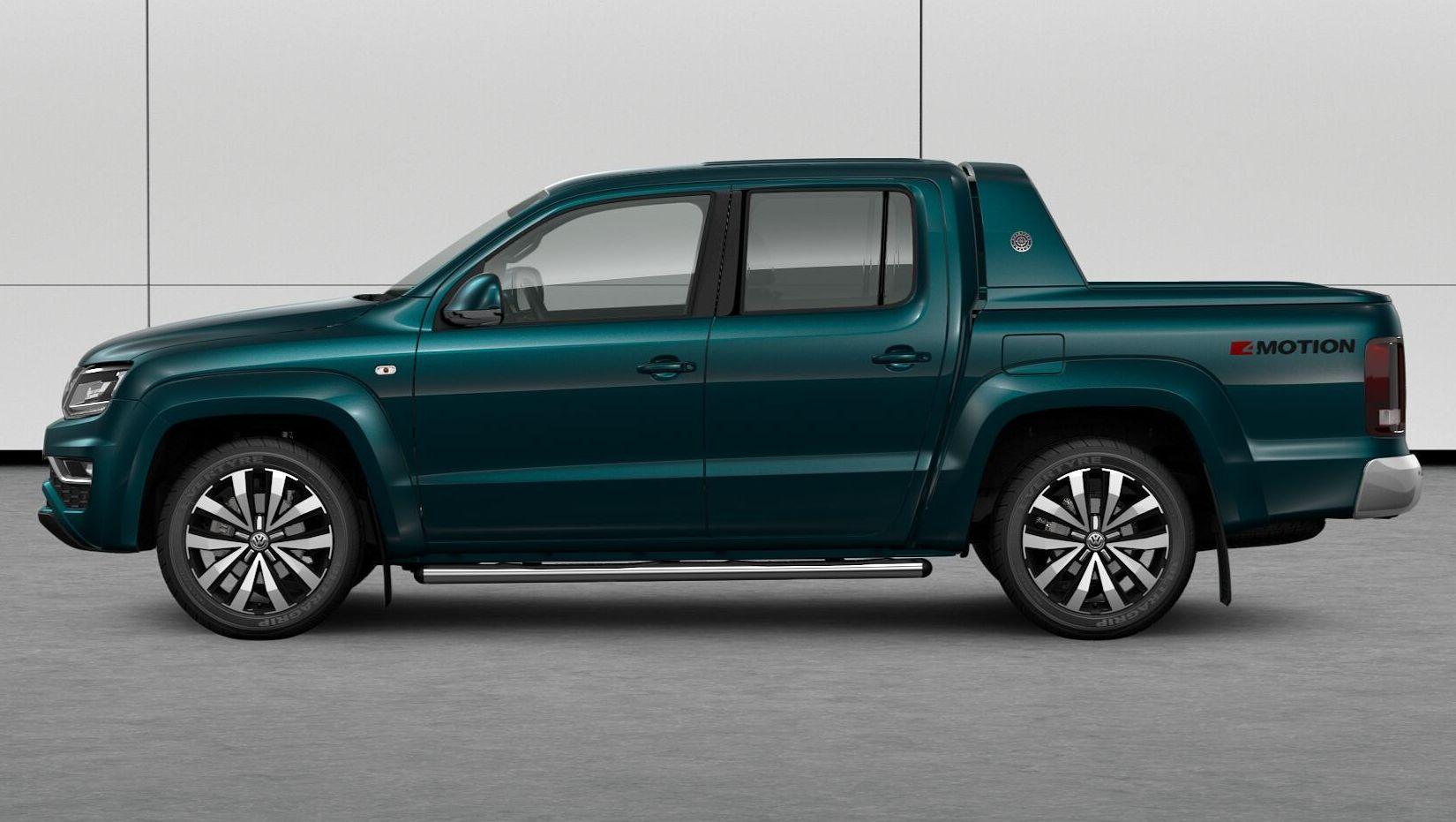 ¡Más potencia para el Volkswagen Amarok 3.0 V6 TDI! Ahora con 258 CV