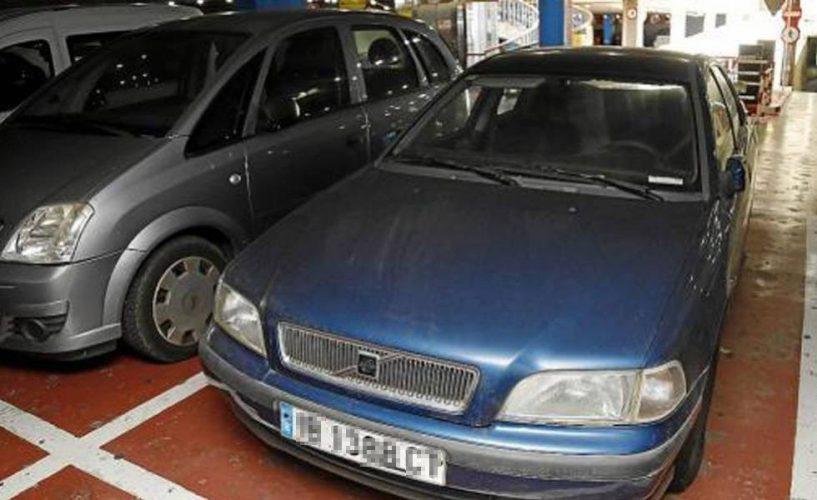 Una usuaria de un parking ha tenido que pagar 28.000 euros de multa por tener su coche nueve años en él