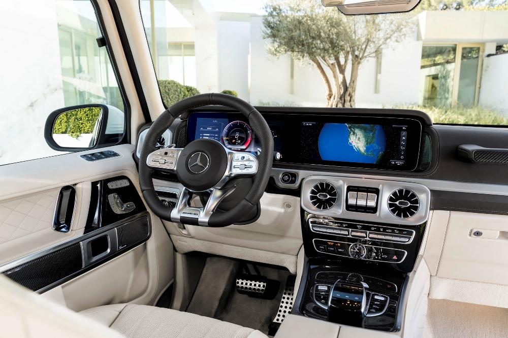 Ya puedes comprar el nuevo Mercedes-AMG G63: Te costará como una casa