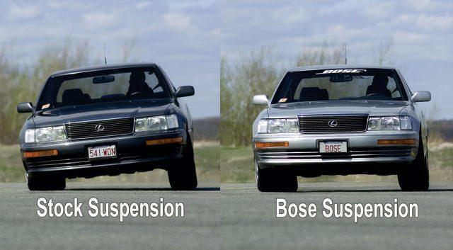 30 años después de su presentación, la suspensión electromagnética de Bose llegará a producción