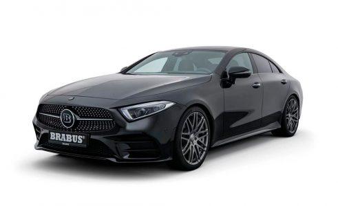 Brabus da un baño de novedades al nuevo Mercedes CLS 2018