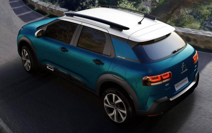 Citroën ya tiene listo su C4 Cactus para Sudamérica: ¿Qué diferencias tiene con el europeo?