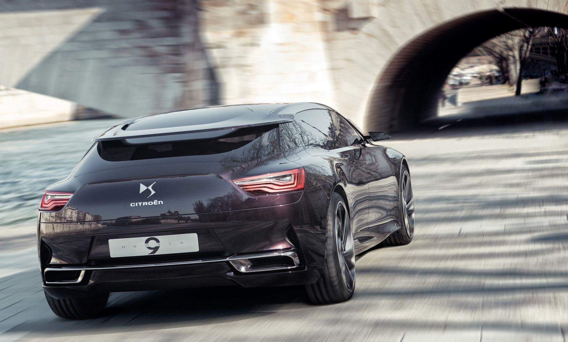 DS prepara un modelo para rivalizar con el BMW Serie 5 y Mercedes Clase E