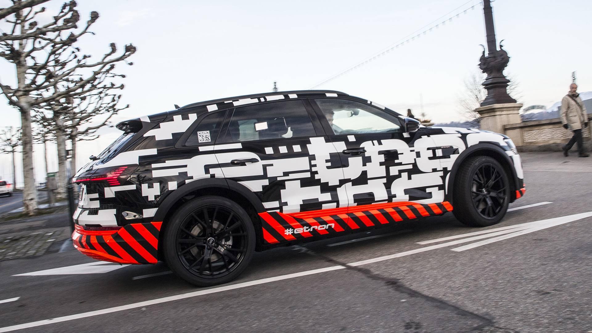 El Audi E-Tron definitivo llegará este verano, ¡no te lo pierdas!