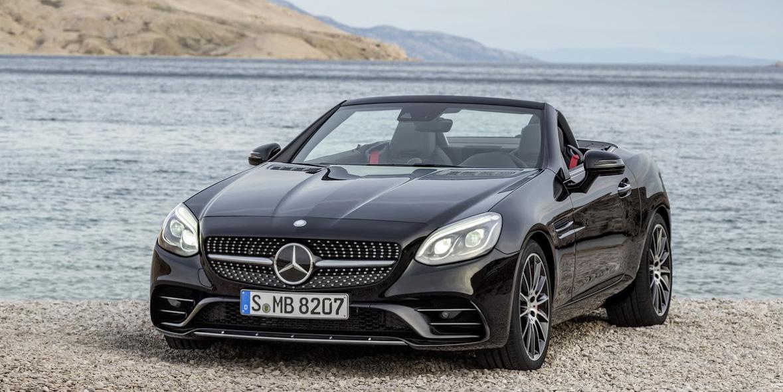 El Mercedes SLC se reinventará: claves que no te puedes perder