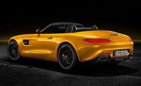 Mercedes-AMG GT S Roadster: Una opción equilibrada con 522 CV