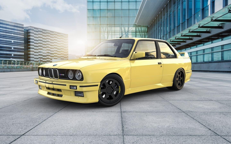 MOMO lanza unas nuevas llantas para coches clásicos