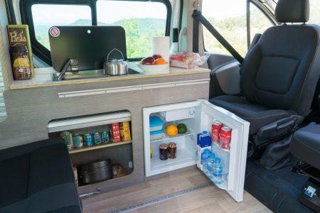 Nissan NV200 Camper y Nissan NV300 Camper: Viajar sintiéndote como en casa es posible
