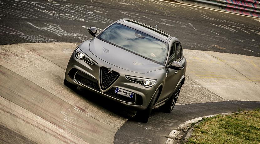 El gran SUV de Alfa Romeo llegará antes de 2021