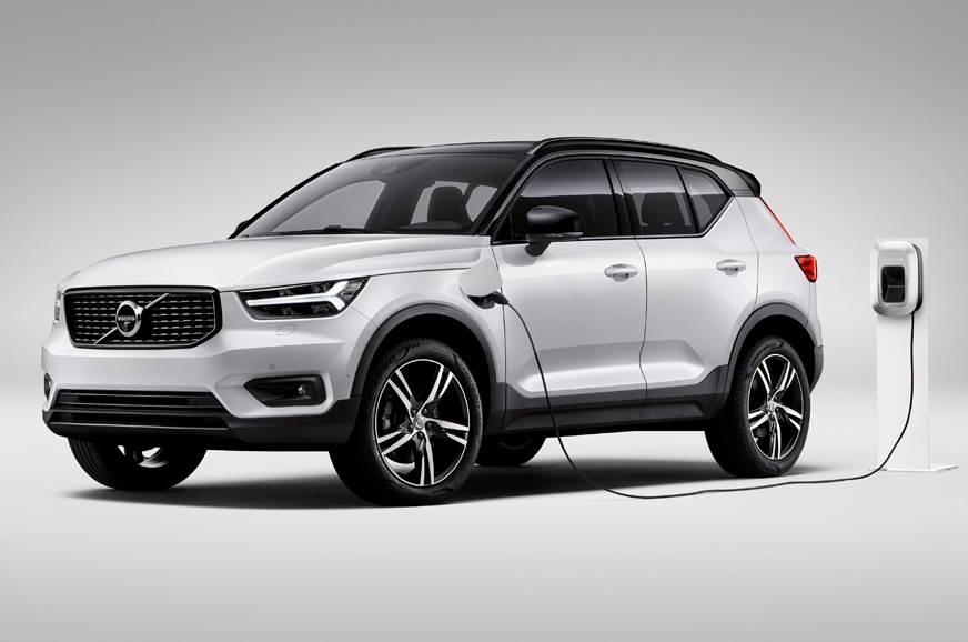 ¿Cuál será el primer modelo 100% eléctrico de Volvo? El Volvo XC40
