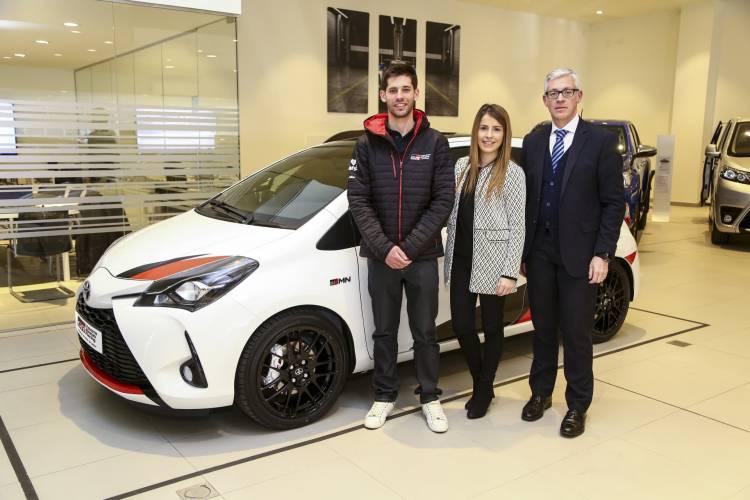 ¿Cuántos Toyota Yaris GRMN hay en España? Sólo 5... y ya están vendidos
