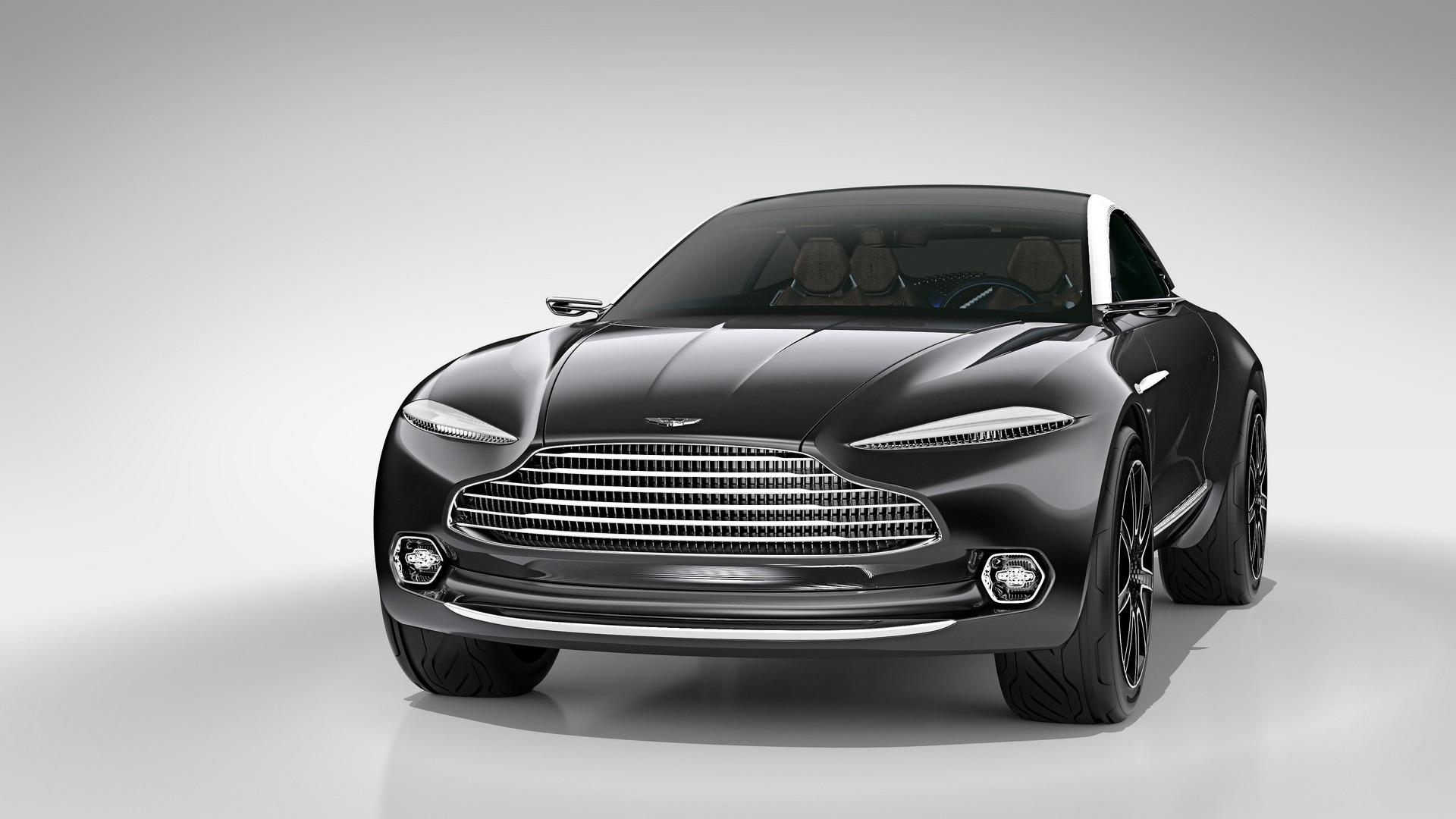 El Aston Martin DBX llegará a España, y será pronto