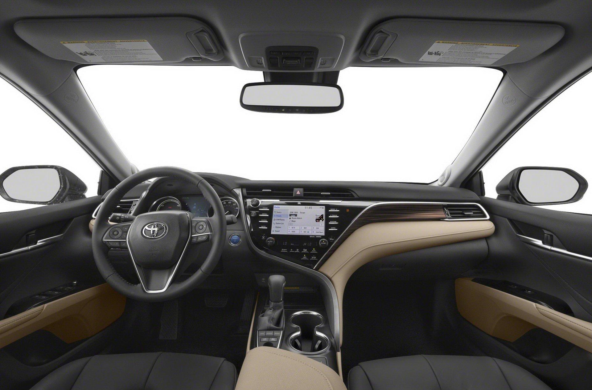 El Toyota Camry vuelve a Europa: Ocupando el hueco dejado por el Avensis