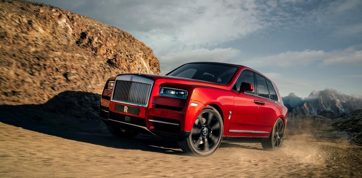 Rolls-Royce no lanzará un SUV por debajo del Cullinan, al menos de momento