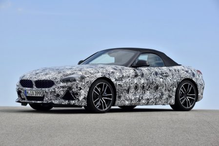 Vídeo: El nuevo BMW Z4 Roadster 2019 sale a pasear. ¿Qué esperamos de él?