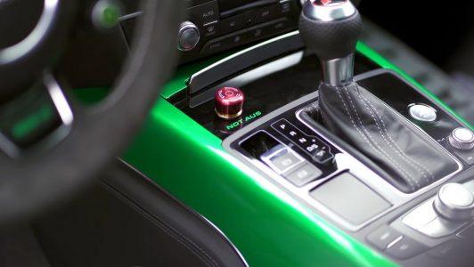 ABT Audi RS6-E Hybrid Concept: Cuando el RS6 se vuelve híbrido y con 1.018 CV