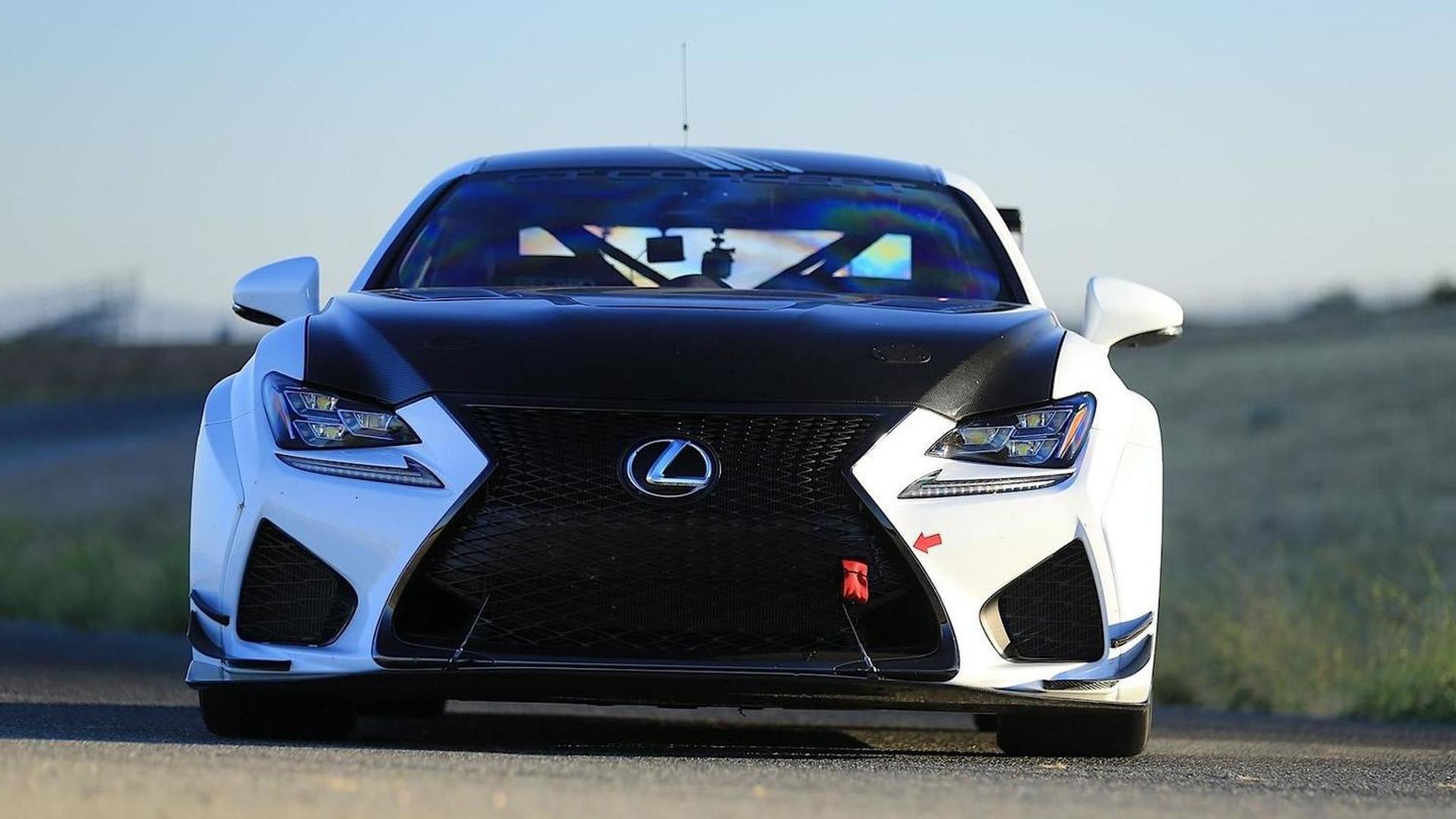 El Lexus RC F GT ya está de camino: más potente y ligero para 2019