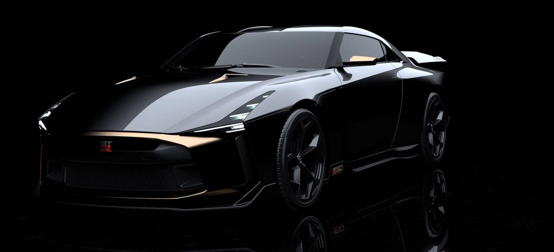 El Nissan GT-R50 sería una realidad... a cambio de un millón de euros por cada unidad