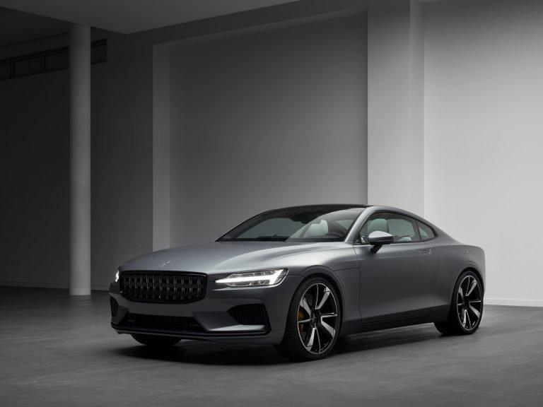 El Polestar 2 llegará en el Salón de Ginebra de 2019 para rivalizar con el Tesla Model 3