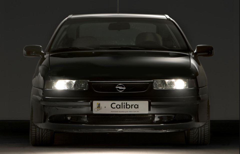 Más cerca del nuevo Opel Calibra: habrá sorpresas