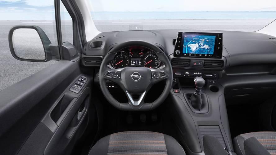 Opel Combo Life 2018: Sus precios parten de los 21.599 euros