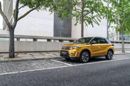 Suzuki Vitara 2019: Ahora con el motor 1.0 Boosterjet