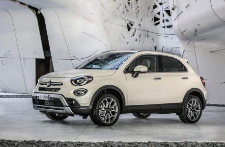El Fiat 500X se renueva para 2019: Nuevos motores gasolina y más equipamiento