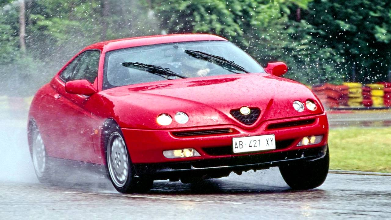 El ideal del próximo Alfa Romeo GTV: una oda al pasado