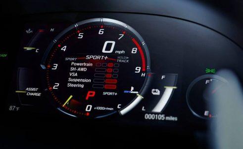 Honda NSX 2019: Chasis mejorado y más equipamiento