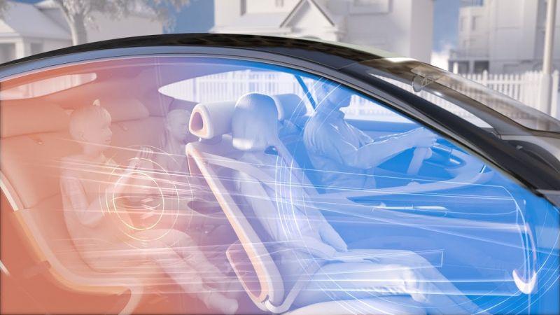Hyundai desarrolla un sistema que permite a cada ocupante escuchar música diferente