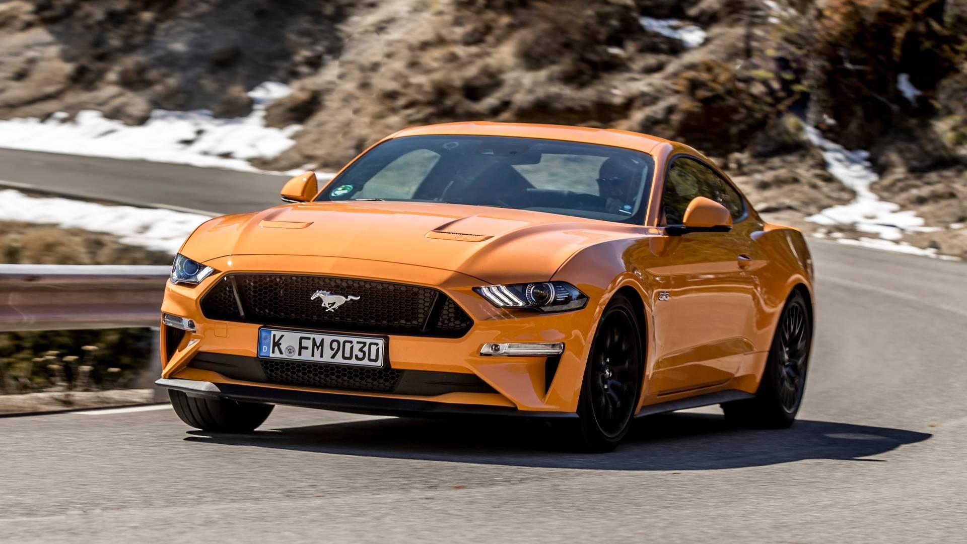 Habrá un Ford Mustang turbo más potente, primeros detalles