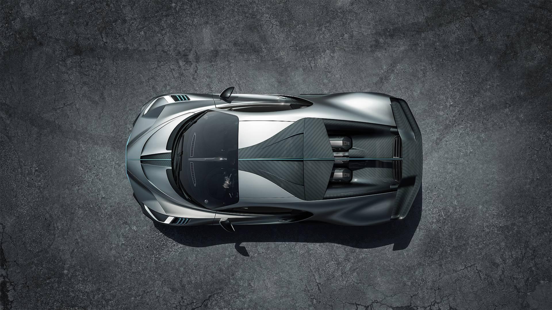 Más cerca del Bugatti de cuatro puertas, ¡novedades!