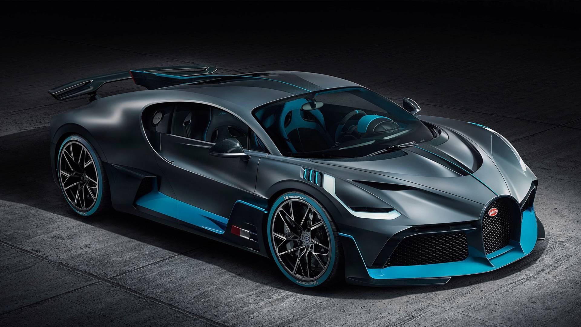 Bugatti Chiron SS: destino Ginebra con más potencia y menos peso