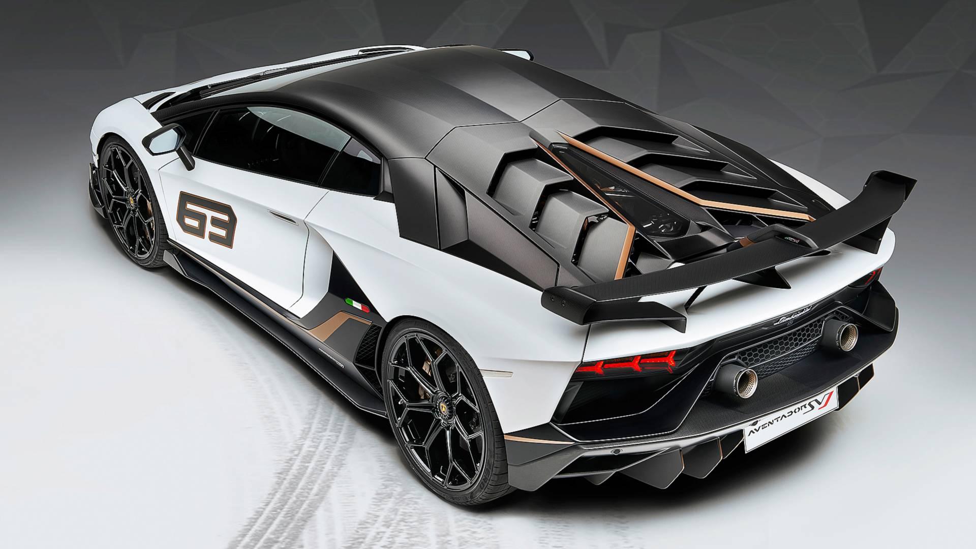 Lamborghini prepara un superdeportivo enfocado en la aerodinámica: ¡primera información!