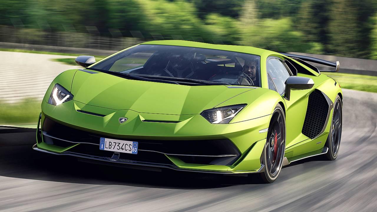 El sucesor del Lamborghini Aventador será híbrido: primeros detalles