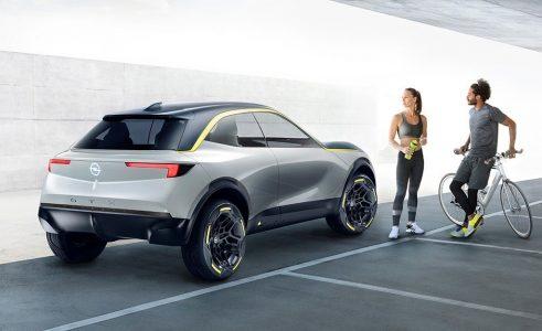 Una mirada al futuro de la marca: Así es el Opel GT X Experimental. 100% eléctrico y autónomo