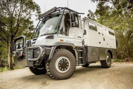 Unimog Explorer XPR440: ¿El camión definitivo para la aventura camper?
