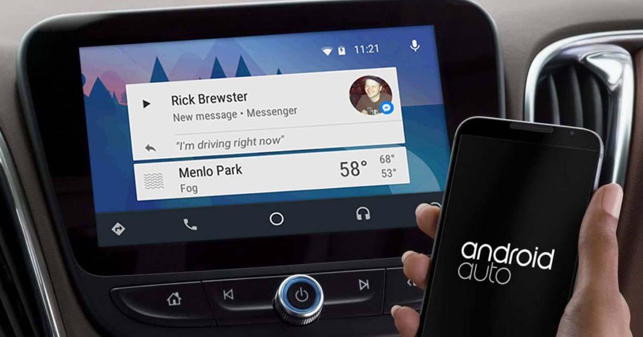 Android Auto estará presente en todos los Nissan, Mitsubishi y Renault a partir de 2021