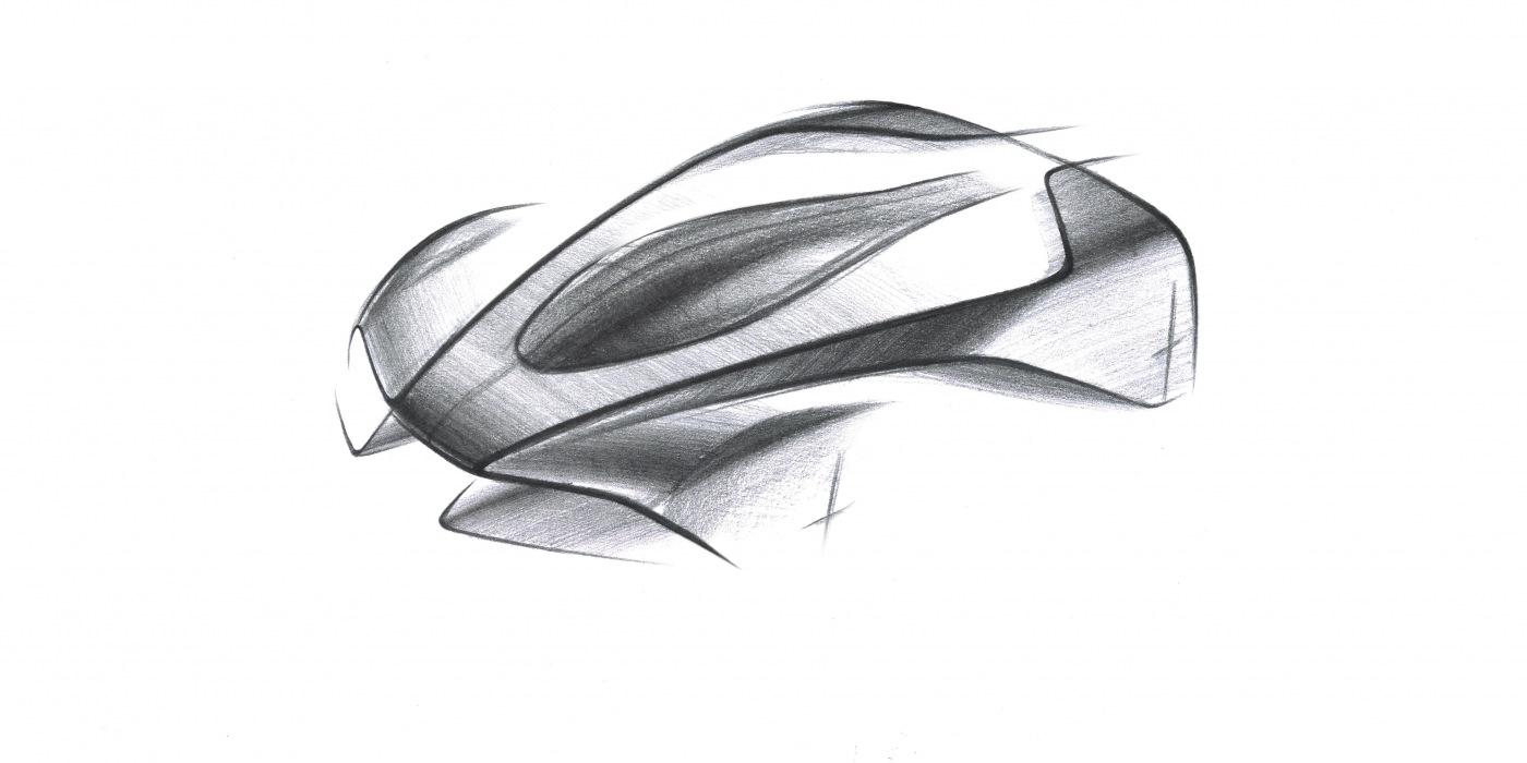 Aston Martin Project 003: primera imagen e información oficial