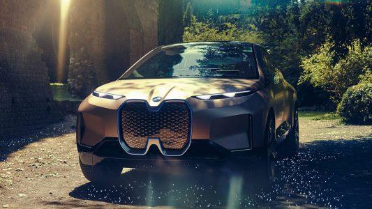BMW Vision iNEXT Concept: Un vistazo al SUV eléctrico del futuro