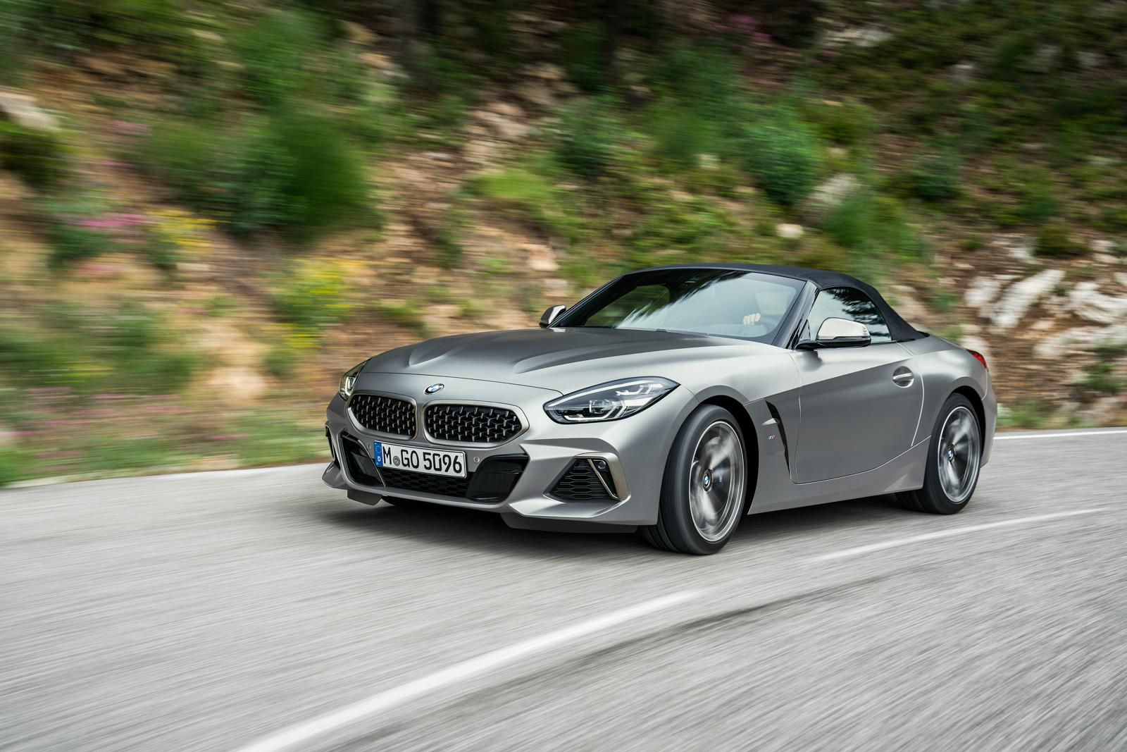 BMW abre la puerta al Z4 Coupé, podría llegar este año