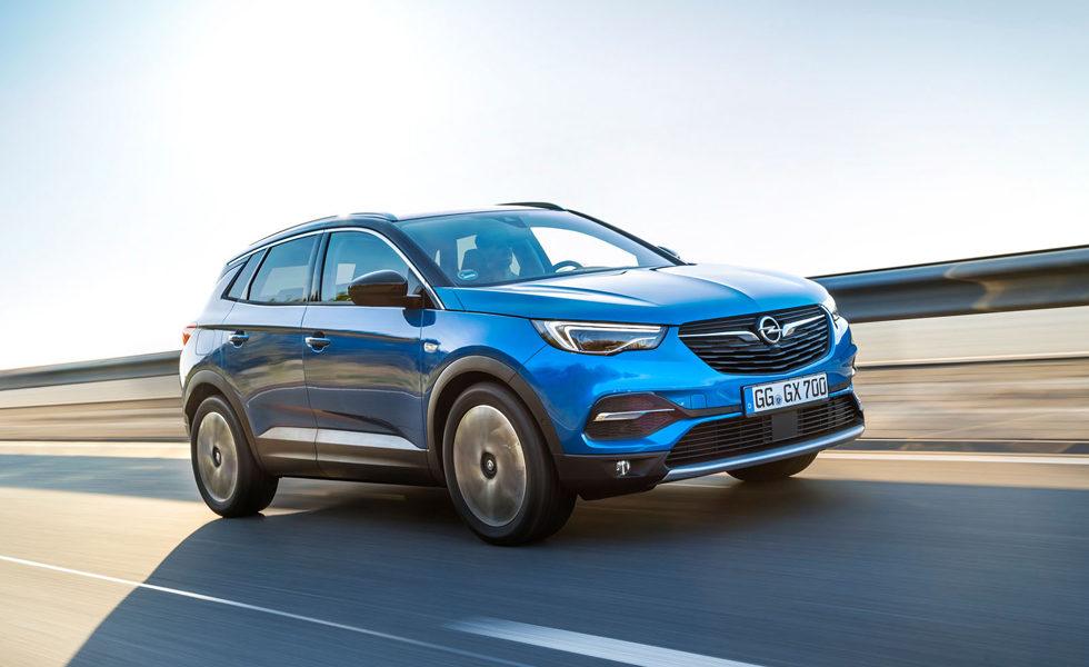 El motor 1.6 Turbo de 180 CV ya disponible en el Opel Grandland X