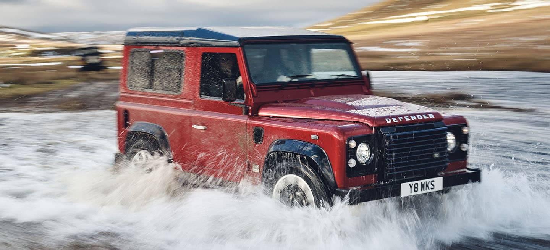 El nuevo Land Rover Defender contará con múltiples variantes