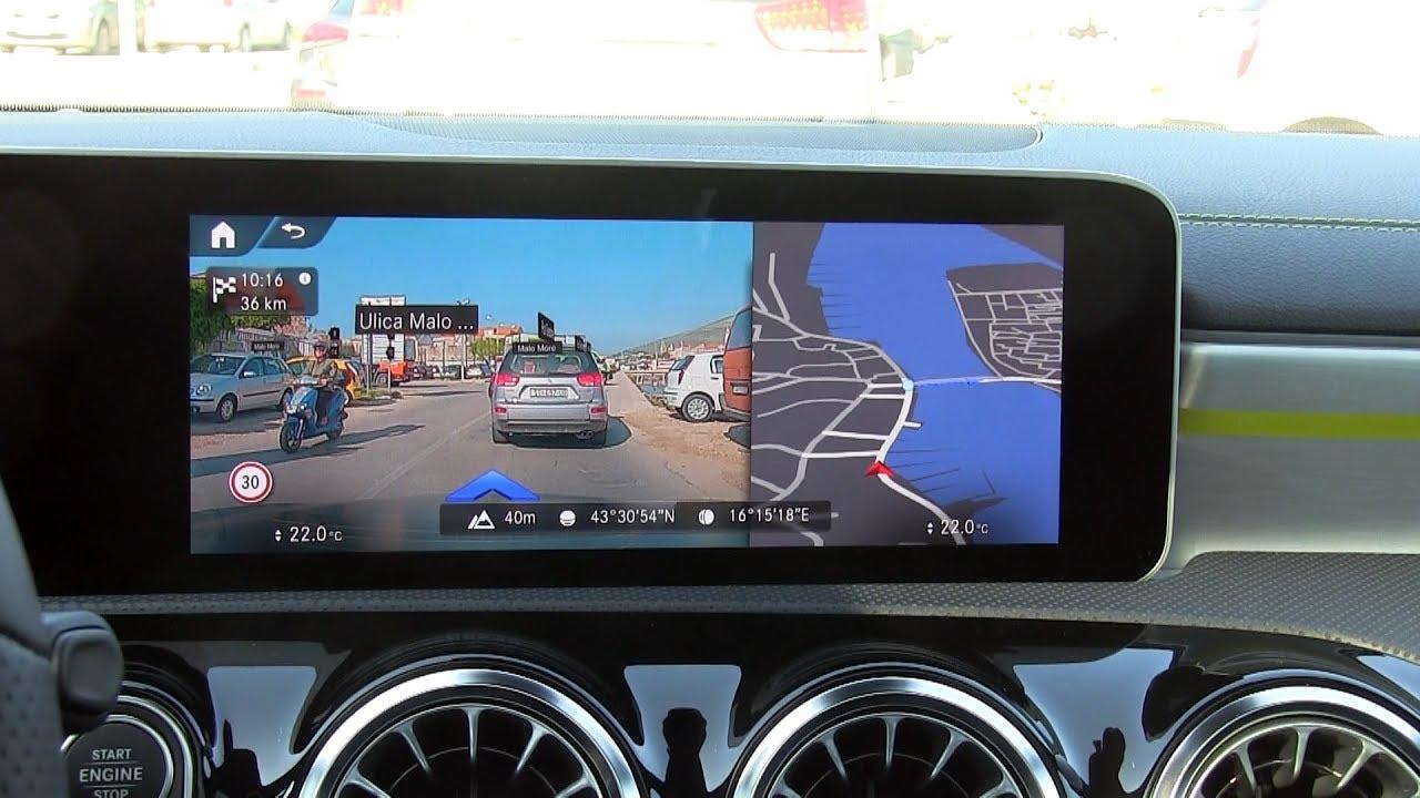 Los Mercedes del futuro harán uso de los datos de criminalidad para evitar barrios peligrosos