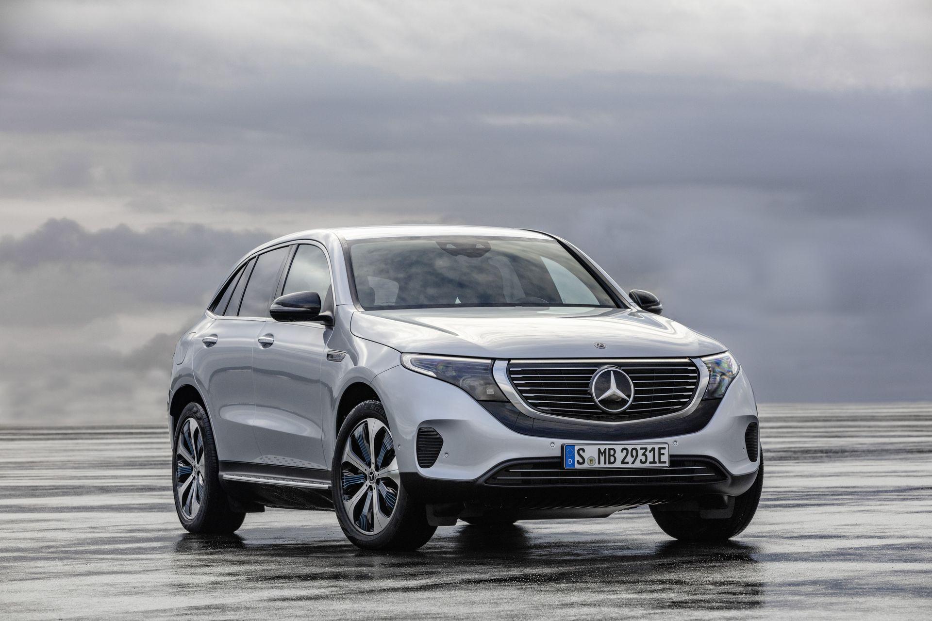 El Mercedes EQC ya tiene fecha de llegada a los concesionarios