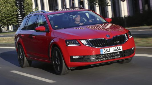 Škoda Octavia G-TEC, la alternativa de gas natural con motor 1.5 TSI