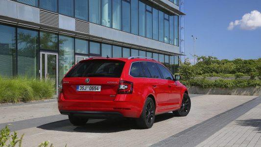 Škoda Octavia G-TEC, la alternativa de gas natural con motor 1.5 TSI