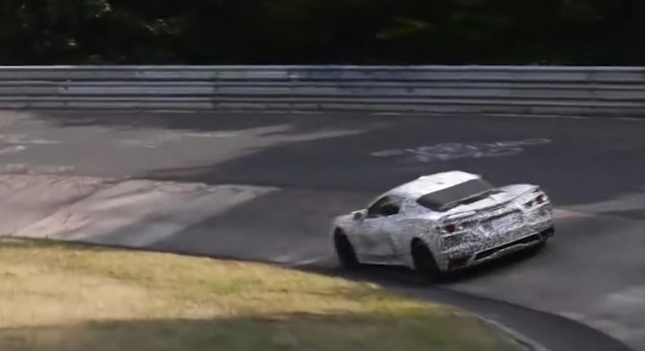 Vídeo: GM ya no esconde el Corvette de motor central