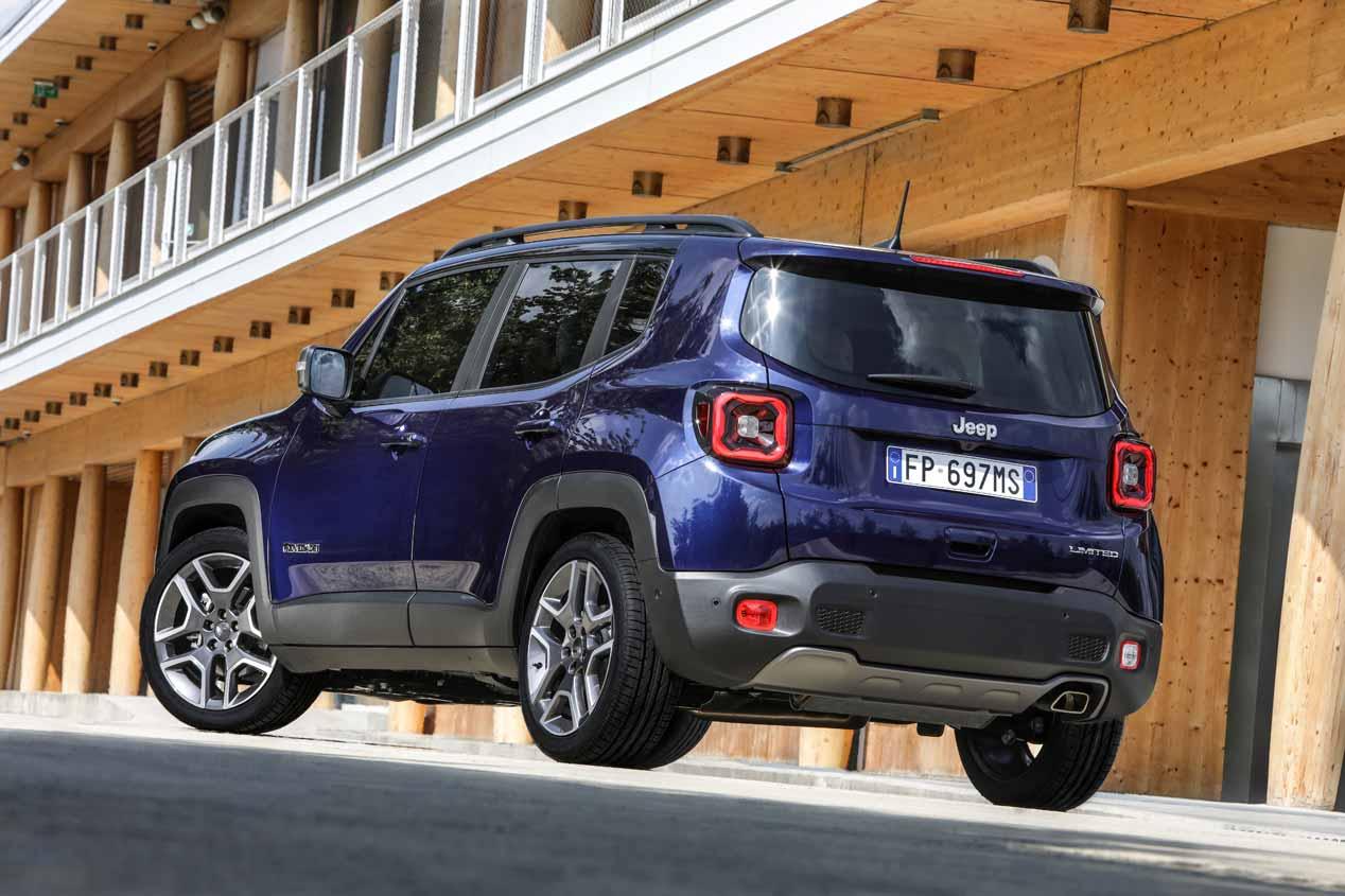 Alfa Romeo tendrá su propio Jeep Renegade