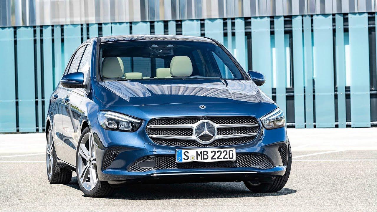 En vídeo: nuevo Mercedes Clase B